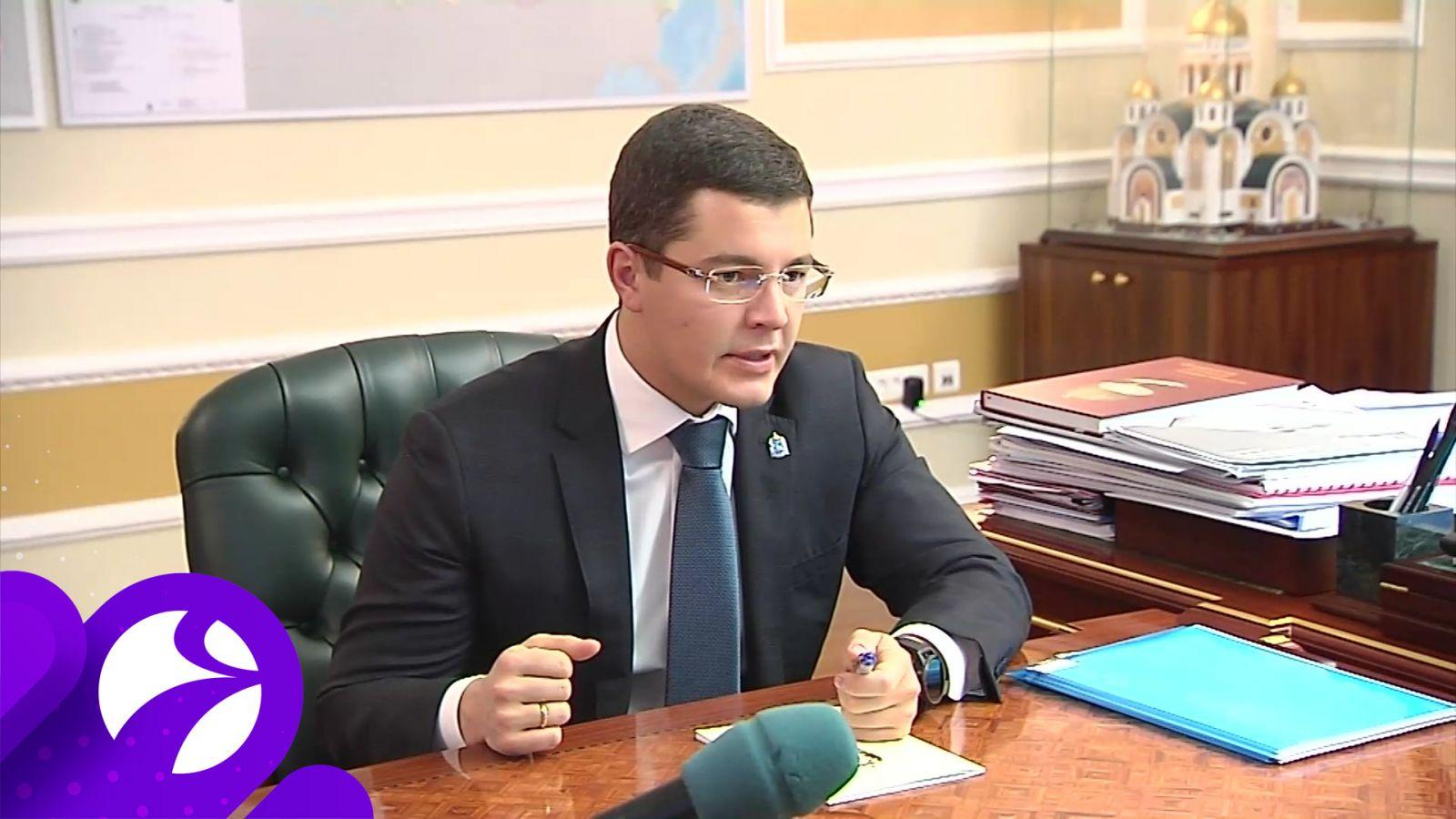 Губернатор Ямала продлил действие существующего режима ограничений