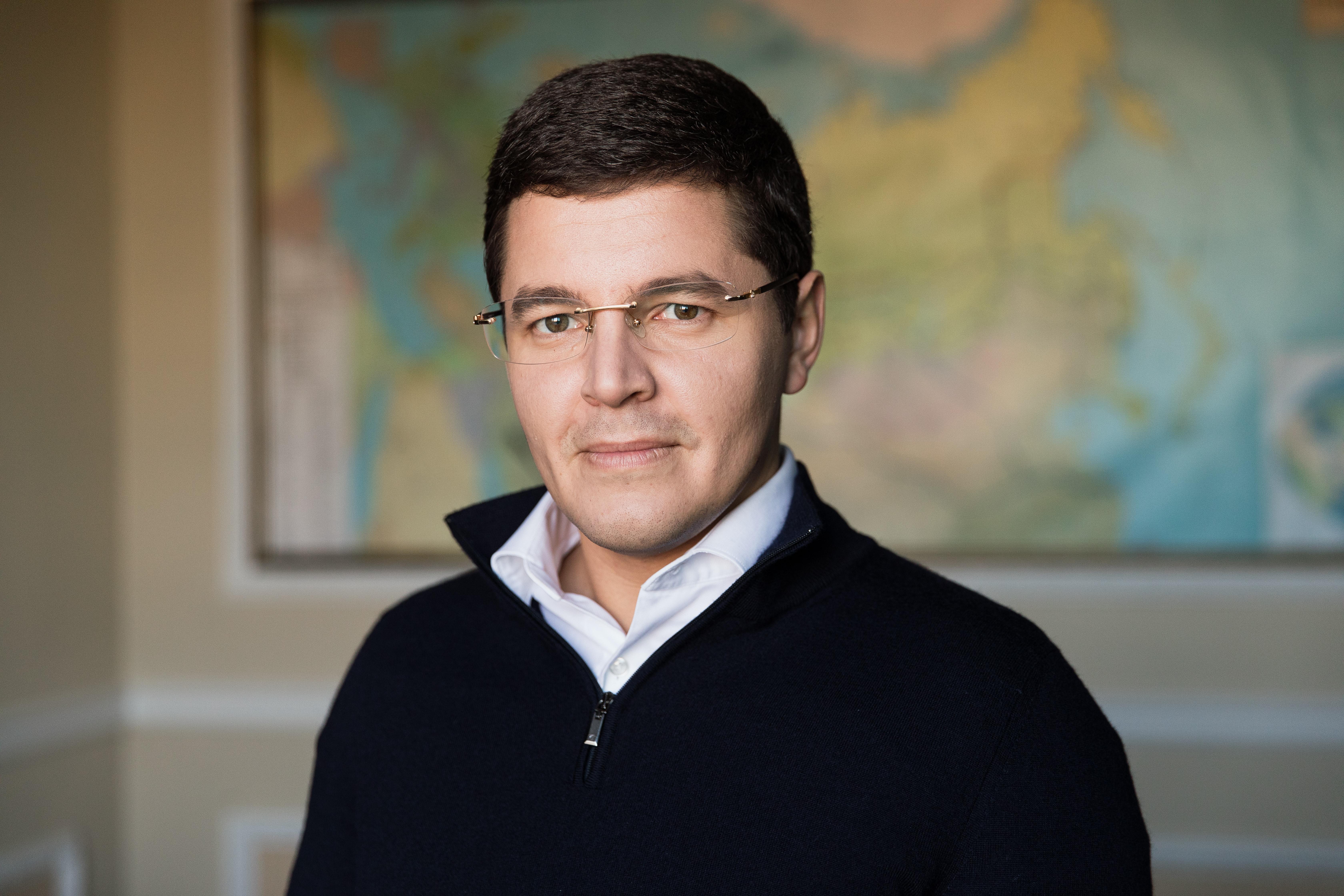 Дмитрий Артюхов рассказал о развитии инфраструктуры Ямала