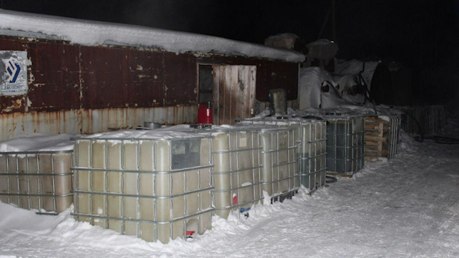 Следователи ЯНАО закончили расследование кражи газового конденсата