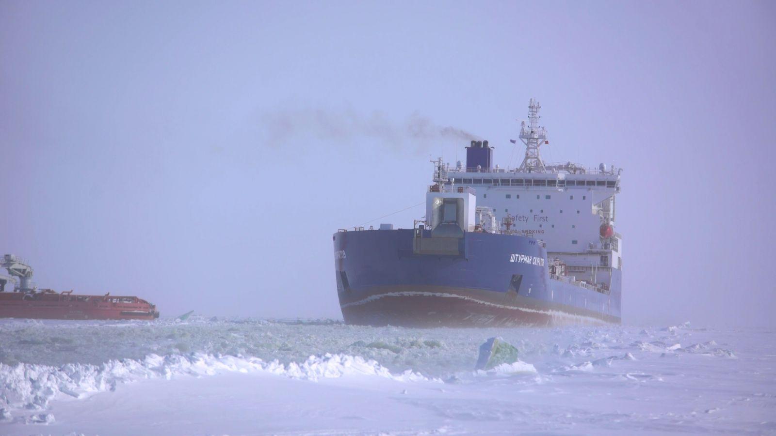 С начала года по Севморпути провезли 13 миллионов тонн грузов