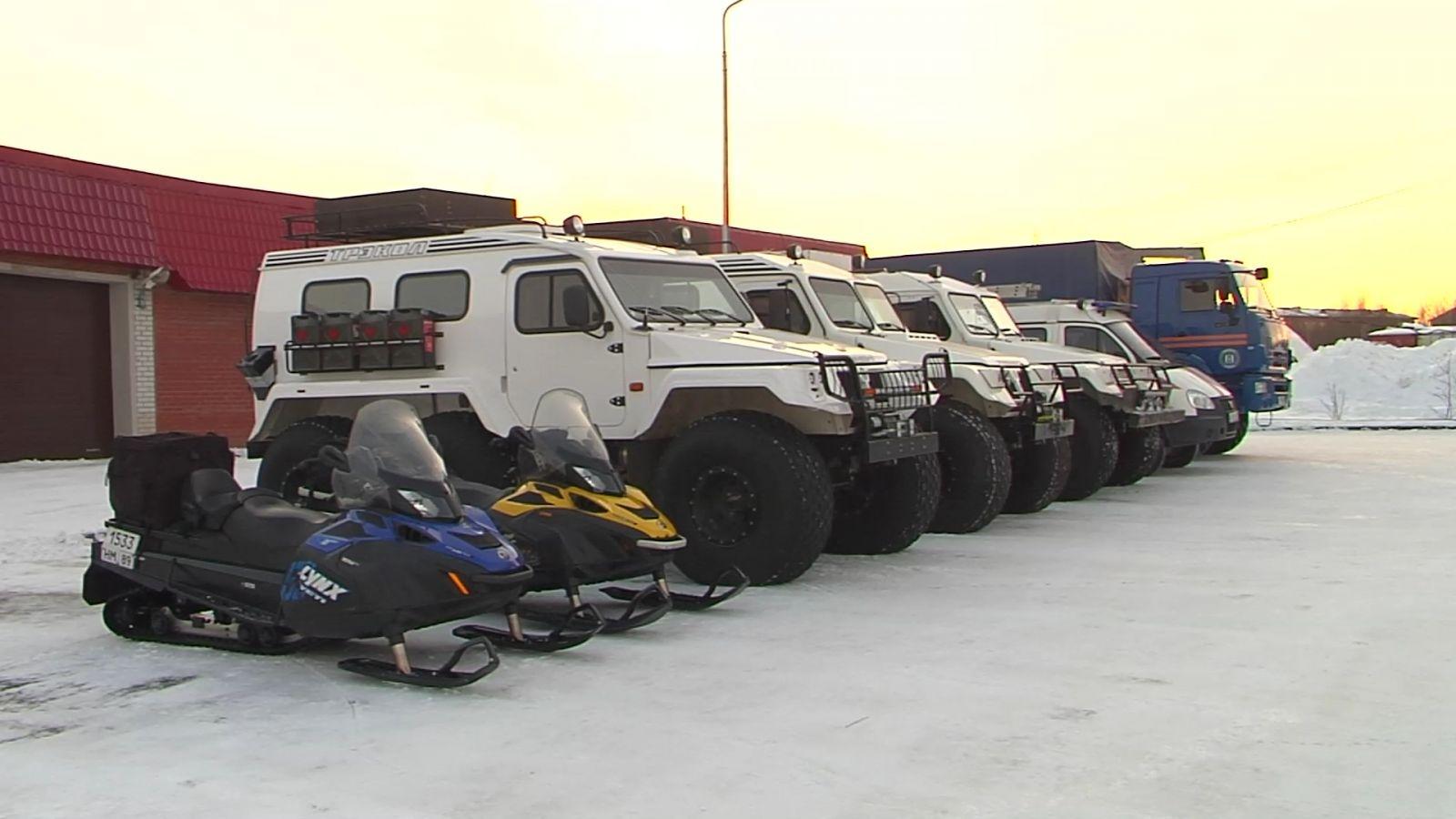 Ямальским спасателям купят глубоководного робота