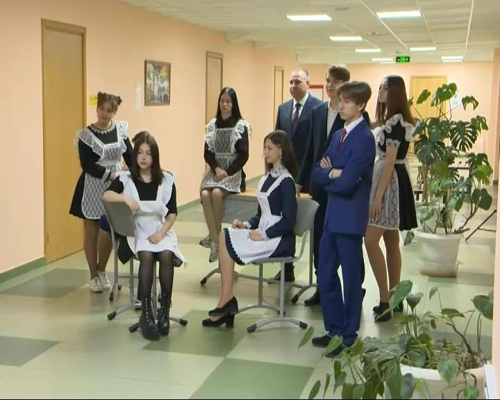 Собственная кинофотостудия появится в одной из школ Губкинского