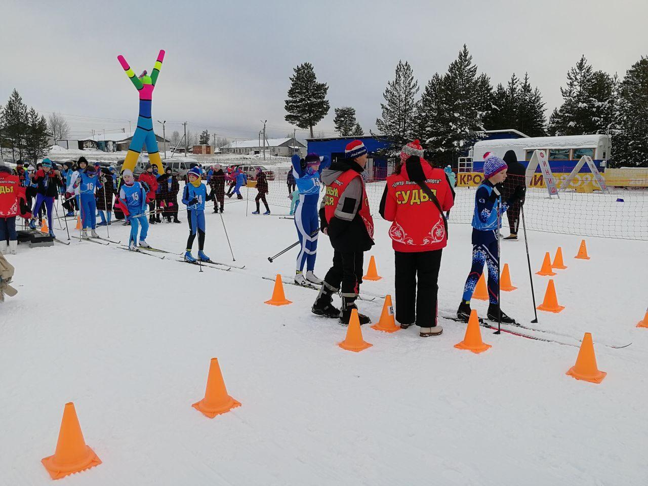 В Ноябрьске стартовал Кубок Ямала по лыжным гонкам